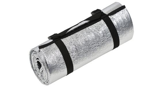CAMPZ Aluminium Single liggeunderlag Grå